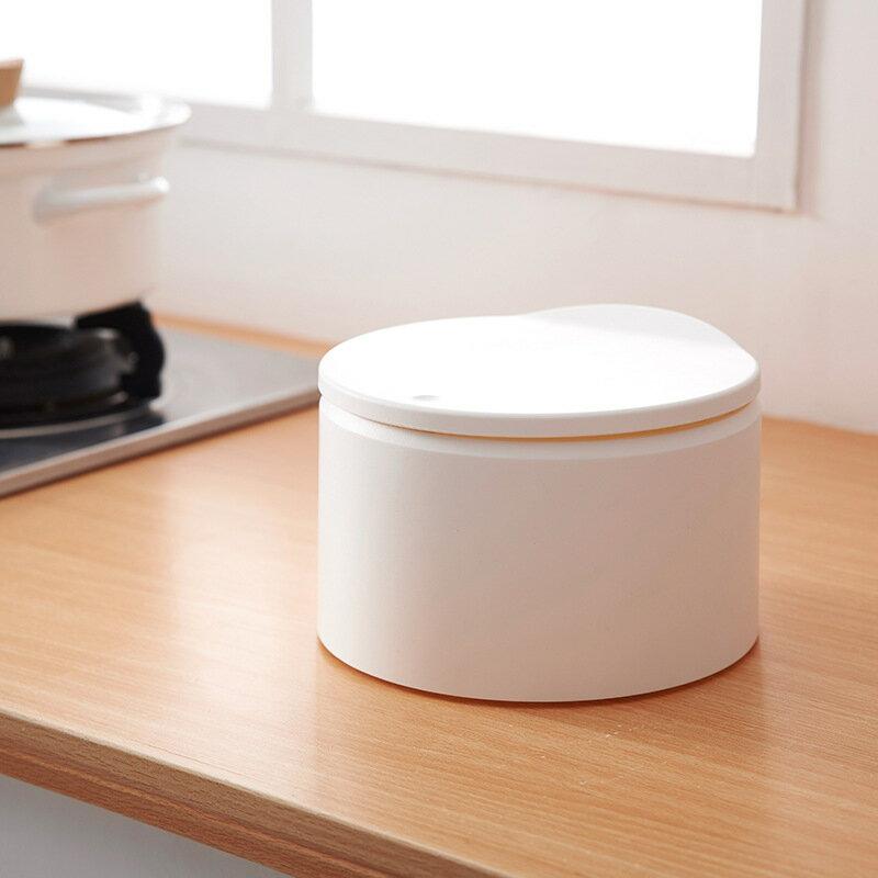 北歐按壓式垃圾桶家用客廳臥室廚房垃圾桶桌面帶蓋紙簍