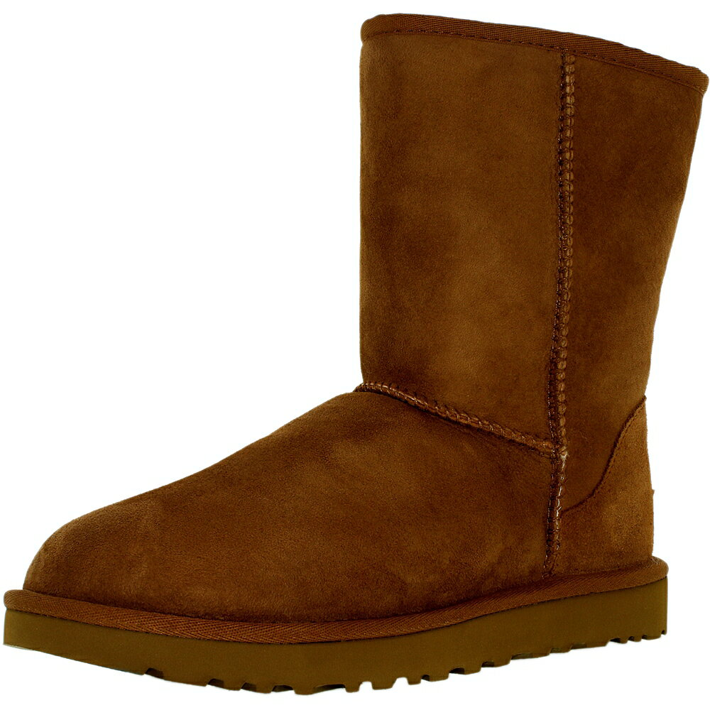Ugg Women's Classic Short II Ankle-High Suede Boot 2