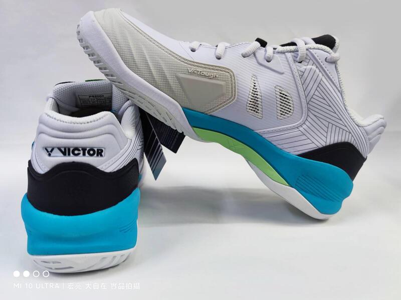大自在 免運 VICTOR 勝利 羽球鞋 羽毛球鞋 3E 寬楦2.5 世界球后 戴資穎指定 SH-P9200II AU