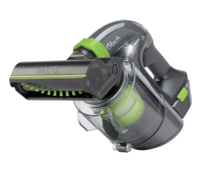 英國 Gtech 小綠 Multi Plus 無線除蟎手持吸塵器 廠商贈品附購買證明【公司貨】台中成選良品