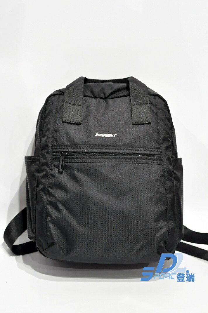【登瑞體育】KAWASAKI 多功能手提後背包 KA205