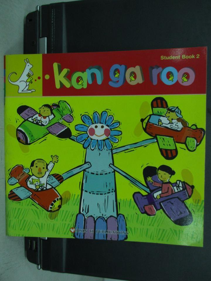【書寶二手書T6/語言學習_PBH】Kangaroo_Student book 2