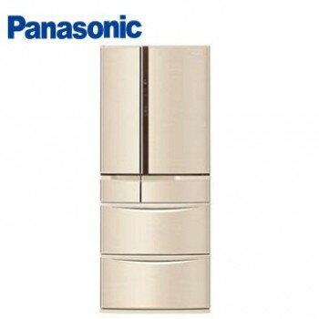 Panasonic 國際牌 555公升旗艦ECONAVI六門變頻冰箱 NR-F560VT /光感應科技