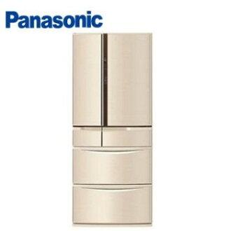 Panasonic 國際牌 430公升旗艦ECONAVI五門變頻冰箱 NR-E430VT /光感應科技