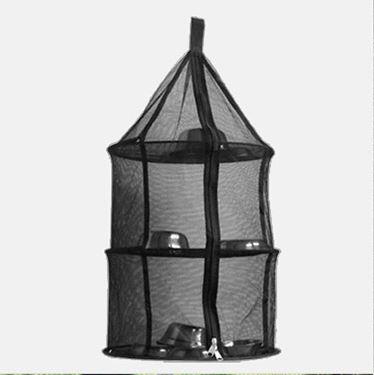 《沛大建材》$229 三層式食物餐具吊籃 網籃 吊掛式菜籃 碗櫥 吊網 戶外活動 露營 野外求生 輕巧攜帶【S39】 1