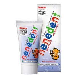 Baan貝恩 nenedent木糖醇兒童牙膏~不含氟配方 50ml~德芳保健藥妝~
