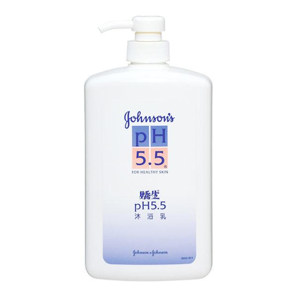 嬌生 pH5.5溫和沐浴乳 1000ml【德芳保健藥妝】