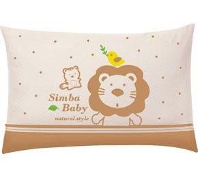 小獅王辛巴 有機棉兒童枕【德芳保健藥妝】
