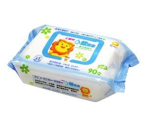 【全店9折】小獅王辛巴 嬰兒潔膚濕巾 90抽【德芳保健藥妝】