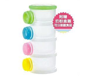 小獅王辛巴 溜滑梯專利衛生奶粉盒【德芳保健藥妝】