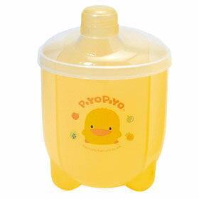 黃色小鴨 大容量四格奶粉罐~德芳保健藥妝~