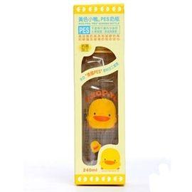 黃色小鴨 標準PES奶瓶 140ml【德芳保健藥妝】