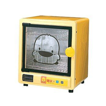黃色小鴨 微電腦紫外線消毒鍋【德芳保健藥妝】