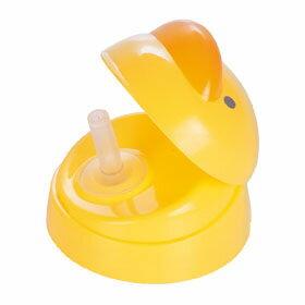 黃色小鴨 吸管型四階段訓練杯上蓋【德芳保健藥妝】