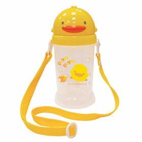 黃色小鴨 滑蓋水壺 350CC~德芳保健藥妝~ ~  好康折扣