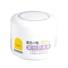 黃色小鴨 嬰兒舒暢霜^(薰衣草精油^) 30g~德芳保健藥妝~