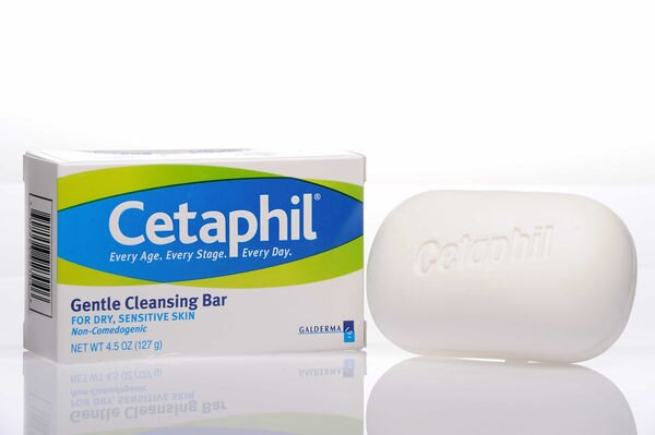 Cetaphil舒特膚 溫和潔膚凝脂 127g 送 AD乳液+潔膚乳外出包【德芳保健藥妝】