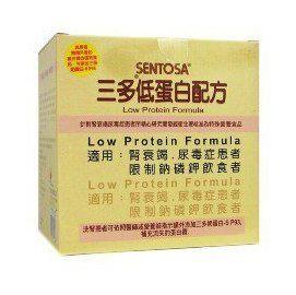 三多 低蛋白配方(盒裝) 50g*16s【德芳保健藥妝】