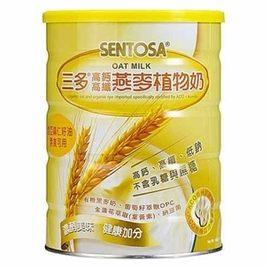 三多 高鈣高纖燕麥植物奶 850g【德芳保健藥妝】