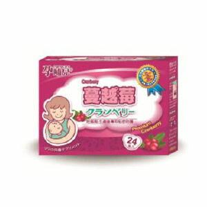 孕哺兒 清新蔓越莓 24包入【德芳保健藥妝】