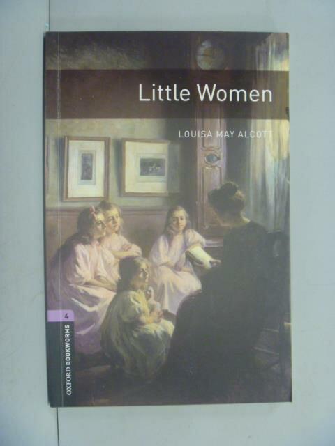 ~書寶 書T1/原文小說_NPB~Little women_Louisa May Alco