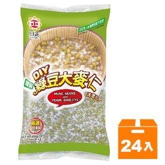 日正 綠豆大麥仁(洋薏仁) 400g (24入) / 箱【康鄰超市】 0