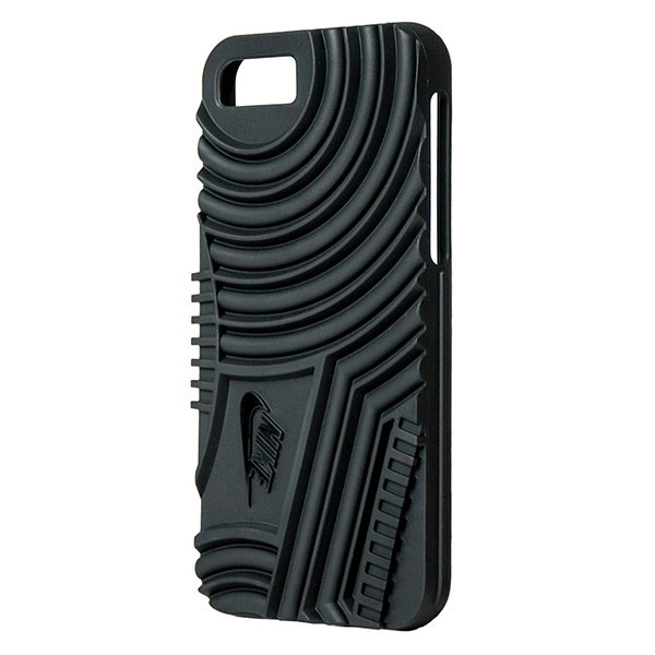 【EST O】Nike Air Force 1 iPhone 7 Case 鞋底手機殼 黑 H0217