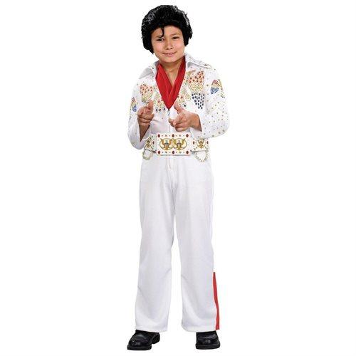 Deluxe Elvis Child Halloween Costume 0