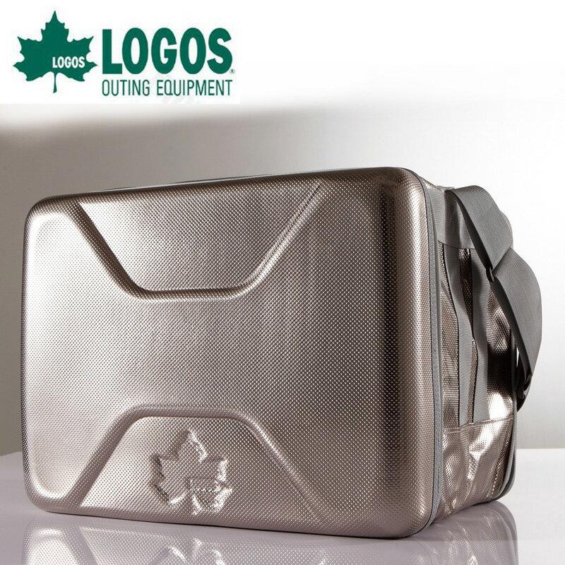 【露營趣】中和安坑 LOGOS LG81670080 斷熱海霸超凍箱L 20L 軟式摺疊冰桶 冰箱 保冰袋 保冷袋