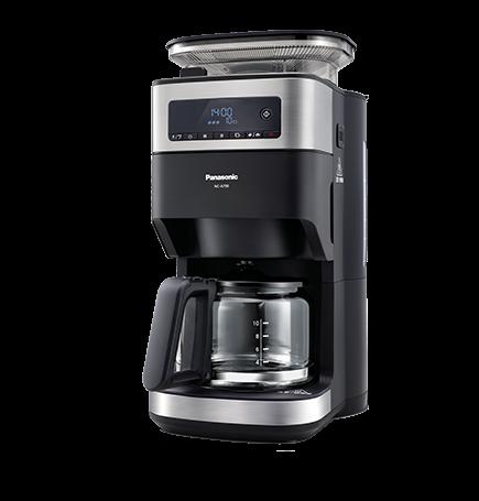 Panasonic 全自動雙研磨美式咖啡機 NC-A700