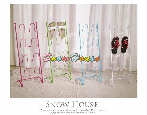 ╭☆雪之屋居家生活館☆╯1094-31-32-33-34吉爾達拖鞋架鞋插鞋架DIY自組