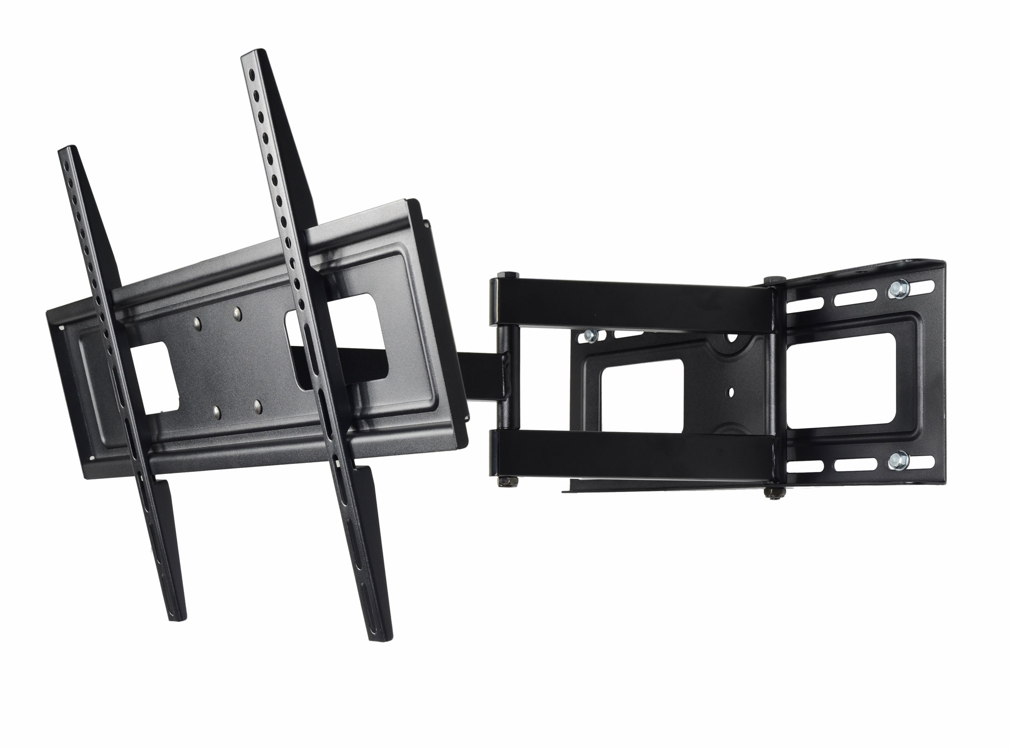 "Articulating Full Motion TV Wall Mount Tilt Swivel 180° For 26/""32/""37/""42/""50/""55/"""