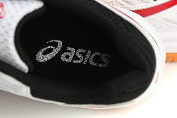 亞瑟士 ASICS RIVRE EX 7 羽排球鞋 運動鞋 白色 男鞋 TVR482-0123 no316 5