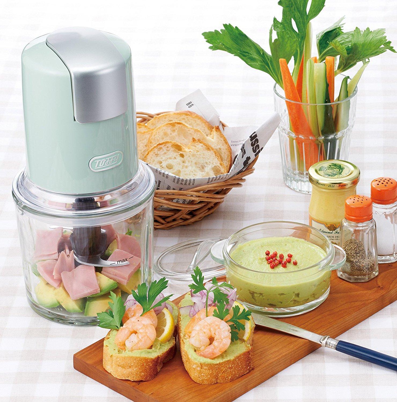 日本必買 Toffy 廚房多功能調理機 K - CH1 2色