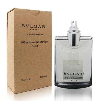 香水1986~ BVLGARI Pour Homme Soir 寶格麗大吉嶺夜香男性淡香水