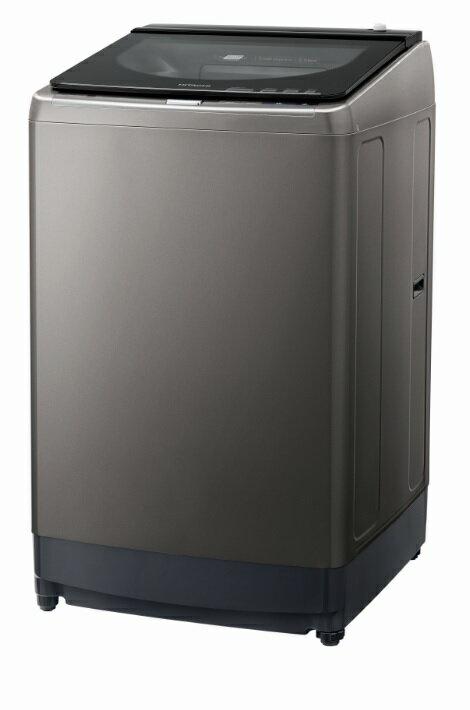 HITACHI 日立 SF130XWV 直立式變頻洗衣機(13公斤)★指定區域配送安裝★