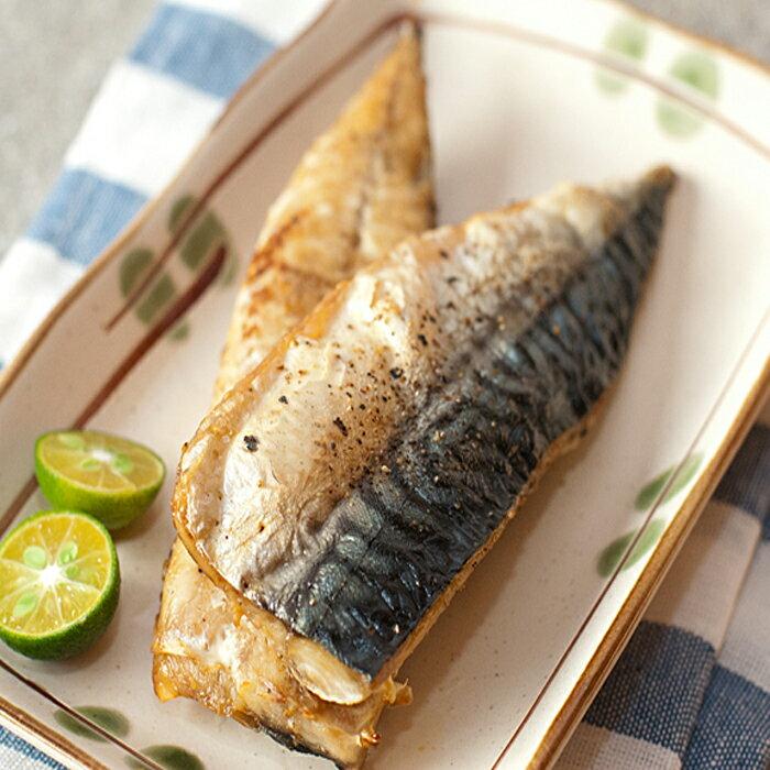 【好神】台灣淨海鯖魚一夜干10片組(190g / 片) 0