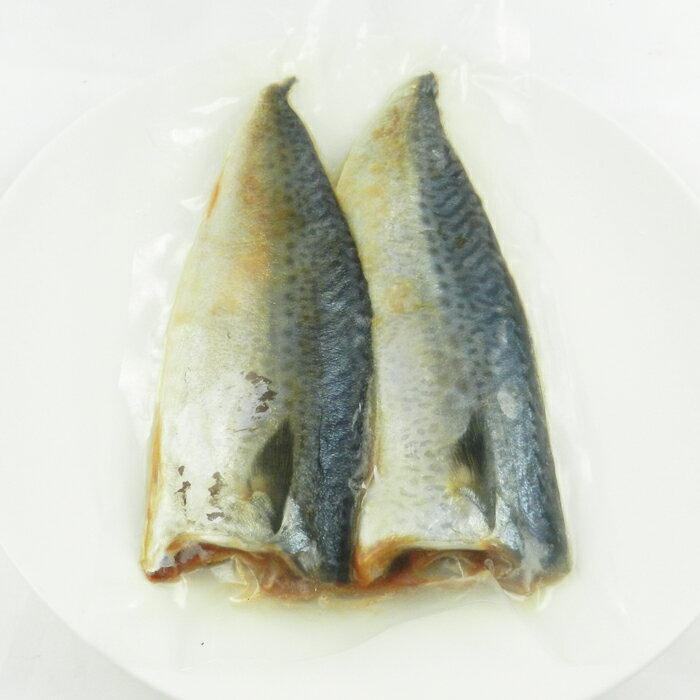 【好神】台灣淨海鯖魚一夜干10片組(190g / 片) 2