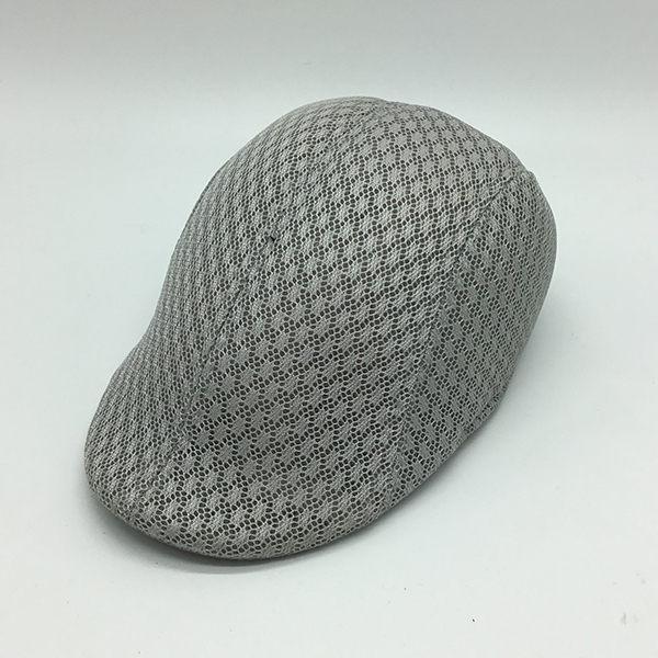 PS Mall 春夏新款韓版鴨舌帽男士時尚百搭網布透氣帽【G1008】 0