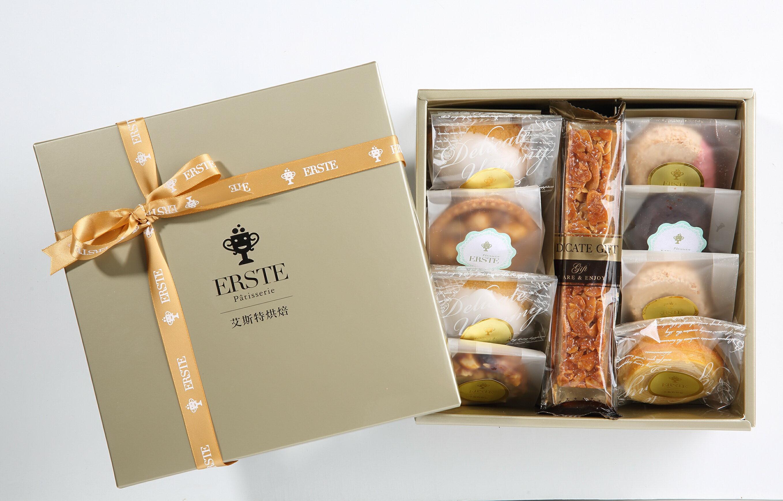 【ERSTE 艾斯特烘焙】 中秋禮盒 藏金禮盒