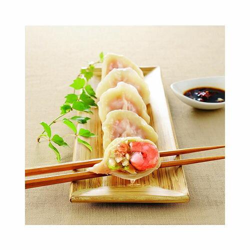 【梁幼祥】鮮蝦高麗菜水餃60粒(30粒/包)