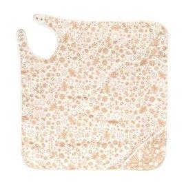 Hoppetta - 有機棉軟綿綿雪花浴巾圍裙