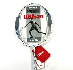 [陽光樂活=]Wilson威爾森 Blaze 200 羽球拍(穿線)附袋-WRT8557002