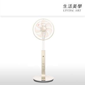 嘉頓國際國際牌Panasonic【F-CR339】電扇電風扇八段風量7枚羽根溫度感應遙控器上下左右擺頭