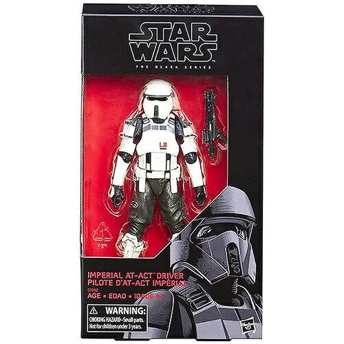 《 STAR WARS 》星際大戰黑標 - 6 吋人物組 - 帝國駕駛兵