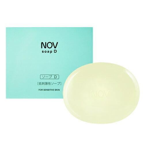 NOV娜芙溫和乳霜皂100g