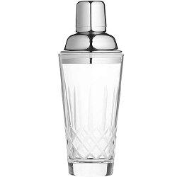 《KitchenCraft》菱紋玻璃雪克杯(350ml)