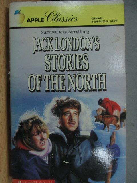 【書寶 書T8/原文小說_MPP】Jack London #x27 s Stories o