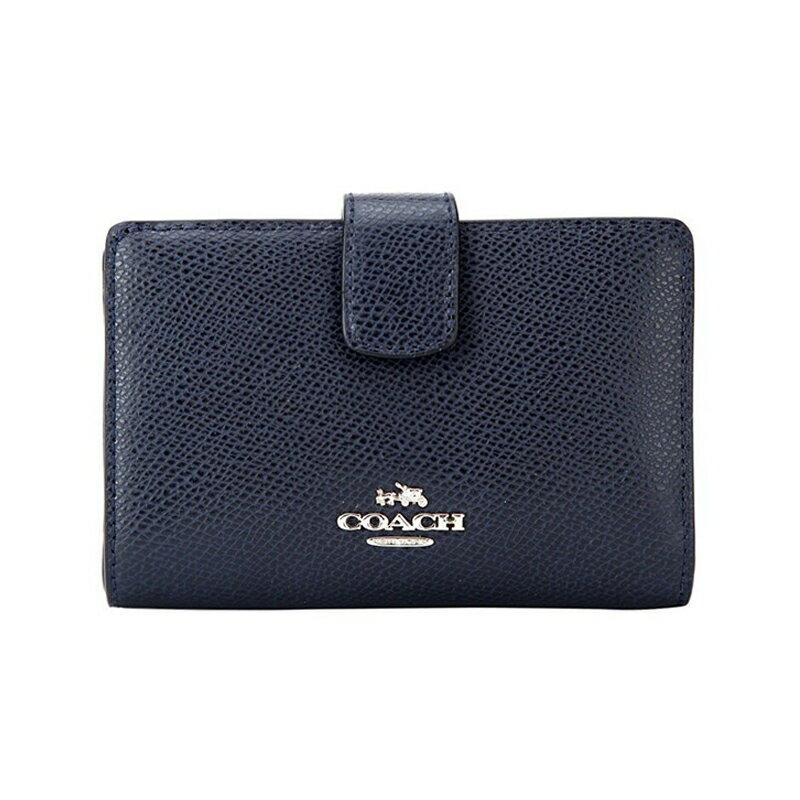 COACH F53436 錢包女式新款短款 / 中長款錢包折疊拉鏈錢夾 2
