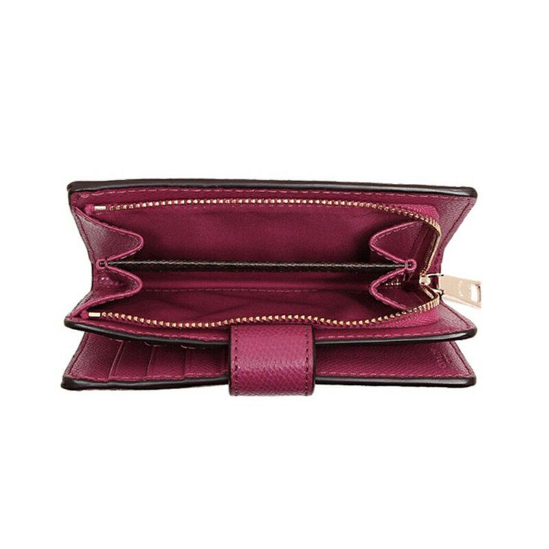 COACH F53436 錢包女式新款短款 / 中長款錢包折疊拉鏈錢夾 6